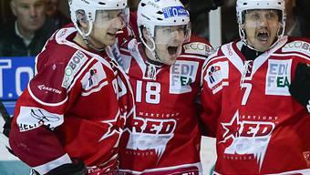 Auch Red Ice Martigny-Verbier in den Playoffs