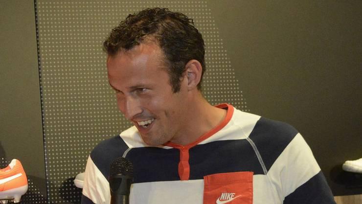 Marco Streller: «Ich geniesse die WM mit Bier und Bratwurst»