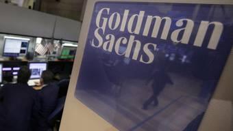 Händler von Goldman Sachs an der New Yorker Börse (Archiv)