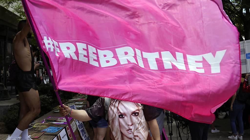 «Free Britney» - Wende im Endlos-Drama um Popstar Britney Spears?