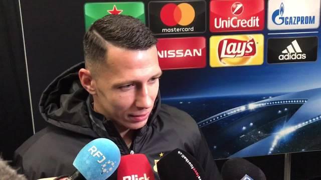 """Marek Suchy: """"Die ganze Mannschaft ist sehr enttäuscht"""""""