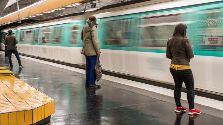 Für den «Grand Paris Express» werden in Frankreichs Hauptstadt zahlreiche neue Bahnhöfe gebaut. (Symbolbild)