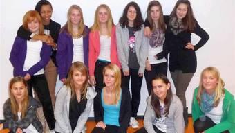 Die grenzüberschreitende Jugendarbeit Laufenburg erweitert ihr Angebot. Im Bild die Mädchen-Tanzgruppe