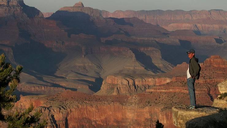 Der Grand Canyon kann jetzt auch zu Hause erwandert werden.