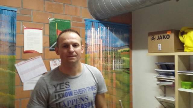 Birmensdorf-Trainer Goran Gasic vor der neuen Saison