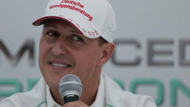 Michael Schumacher kann nach seinem schweren Unfall nun in seinem Haus in Gland in der Waadt gepflegt werden