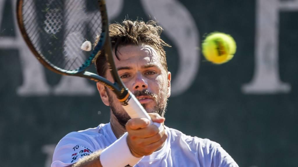 Wawrinka wie erwartet nicht am French Open