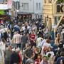 Das Stadtfest Brugg ist eröffnet!