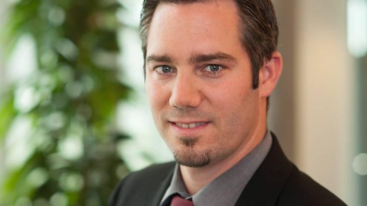 Marius Fricker, Gemeindeschreiber Möhlin
