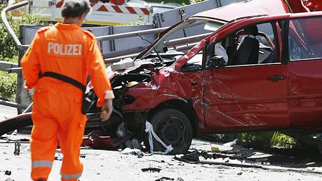 Unfall mit Todesfolge bei Lindau
