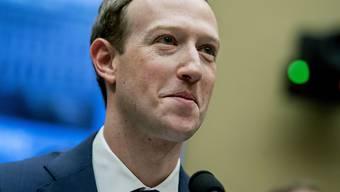 """Findet die Leugnung des Volkermords an den Juden """"tief beleidigend"""": Facebook-Chef Mark Zuckerberg. (Archivbild)"""