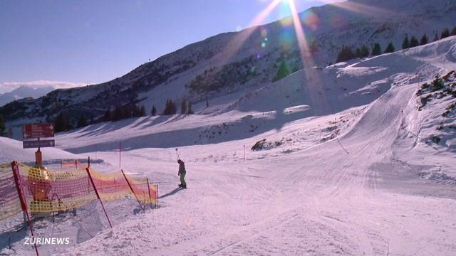 Skigebiete in Sorge