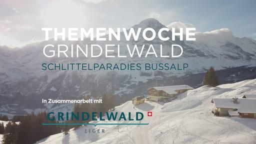 Einzigartige Bergwelt rund um Eiger, Mönch und Jungfrau