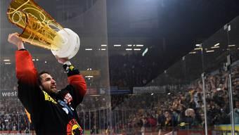 Ohne Simon Moser wäre der SC Bern 2016, 2017 und 2019 nicht Meister geworden.