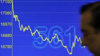 Die Anlagen der Pensionskassen verloren an Wert (Symbolbild)