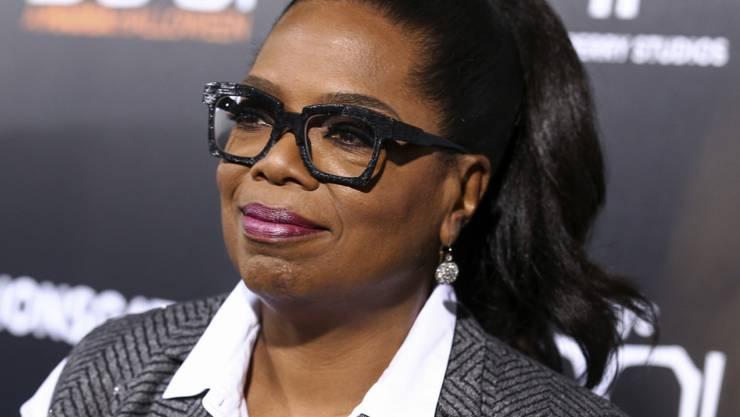 Oprah Winfrey ist geschäftstüchtig, TV-erprobt und hat keine politische Erfahrung - wie Donald Trump. Wenn er Präsident werden konnte, warum nicht auch sie, deutete sie in einer TV-Talkshow an. (Archivbild)