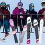Skifahrer in Verbier VS (Archivbild Oktober 2020).
