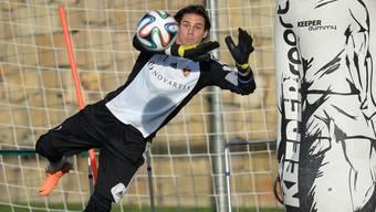 Zurzeit holt sich Yann Sommer im Trainingslager in Spanien den Schliff für die Rückrunde mit dem FC Basel.