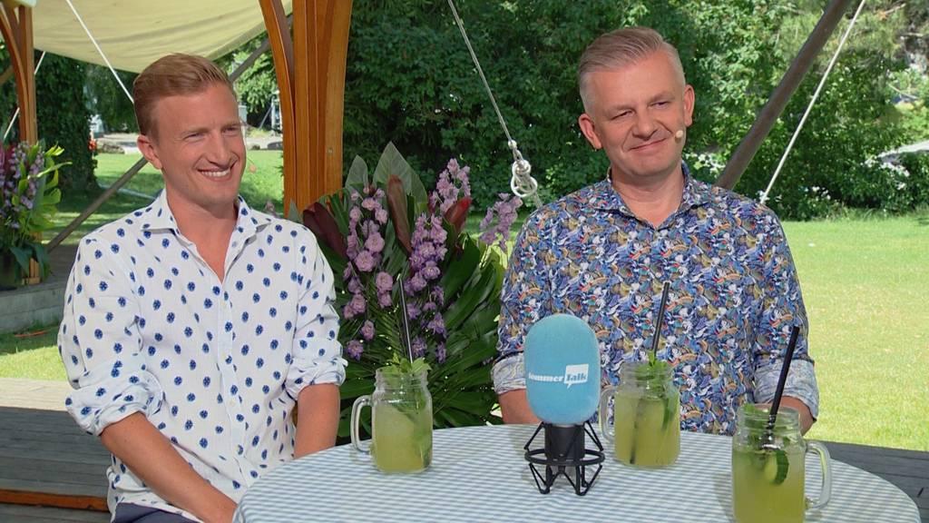 Stefan Büsser& Rainer Maria Salzgeber