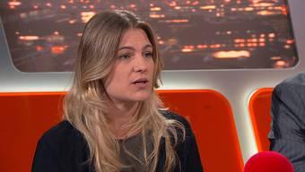Angela Magdici bestreitet die Vorwürfe der anderen Häftlinge.