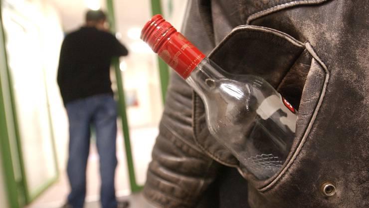 En Aargauer Alkoholiker sucht dringend andere Alkoholiker