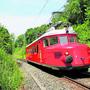 Ob der Rote Pfeil an einem feierlichen Eröffnungstag durch den neuen Bözbergtunnel fahren darf, entscheiden die SBB.