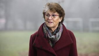 Auf Gemeindeebene will Rosmarie Groux weiterhin aktiv bleiben.