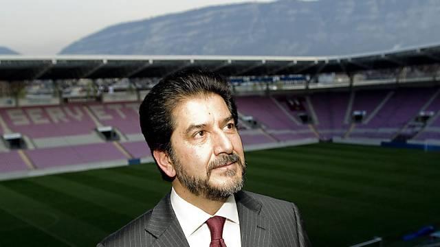 Präsident Majid Pishyar: Wie viel Schulden hat Servette?