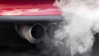Die CO2-Konzentration steigt bedenklich schnell (Symbolbild)