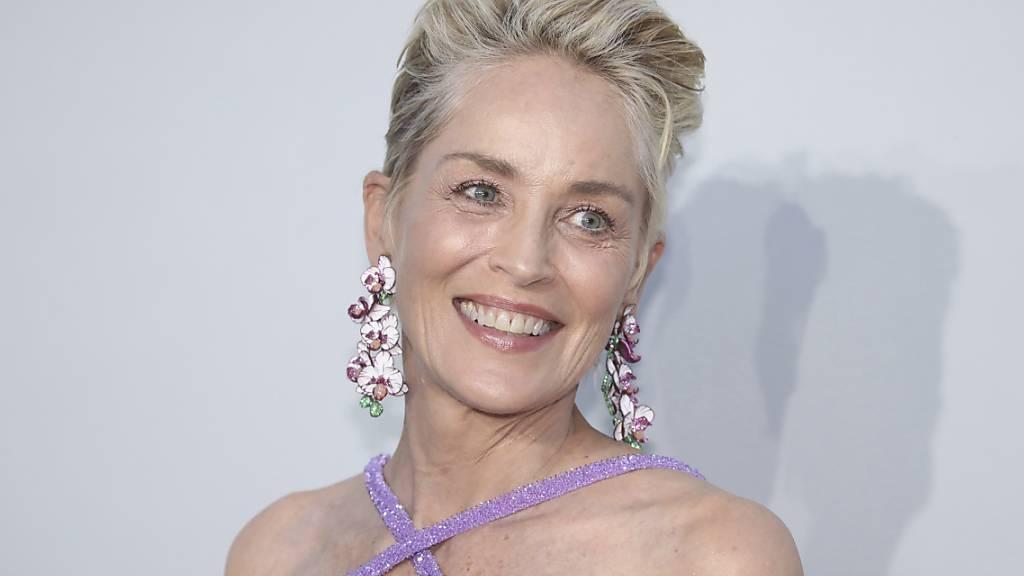 Kommt für eine Ehrung im September nach Zürich: die US-Schauspielerin Sharon Stone. (Achivbild)