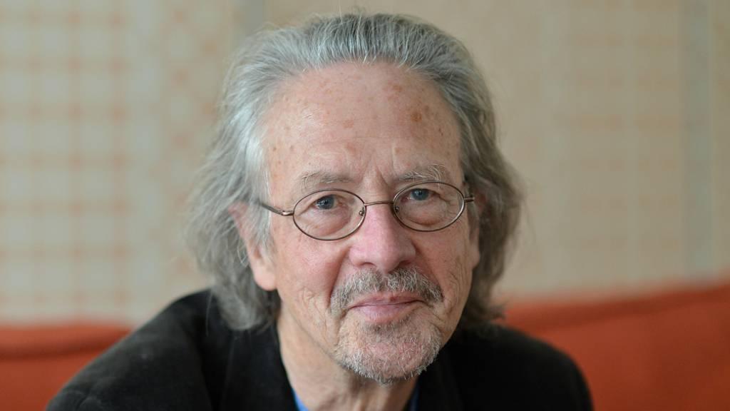 Nobelpreis für Literatur 2019 an zornigen Peter Handke