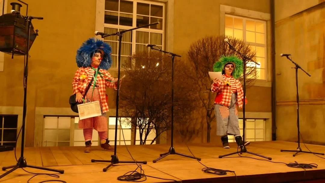 Solothurner Fasnacht: «Grööggle» am Höflisingen 2020