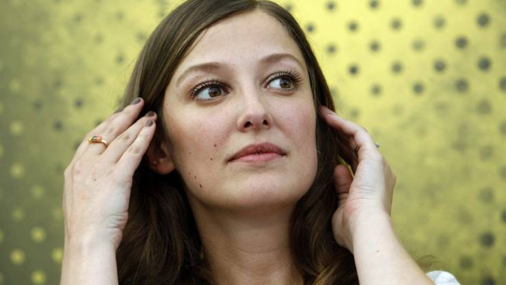 Hofft, dass ihre Vorstellung einer freundlicheren Welt keine Illusion ist: Die deutsche Schauspielerin Alexandra Maria Lara (Archiv).