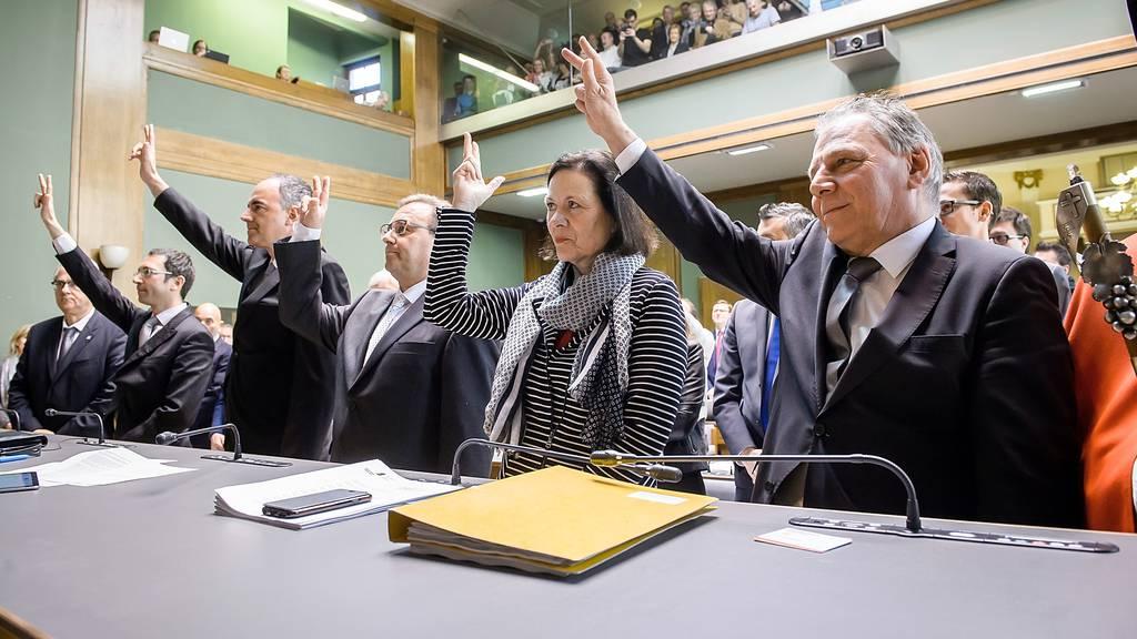 Walliser Kantonsregierung erklärt Notstand