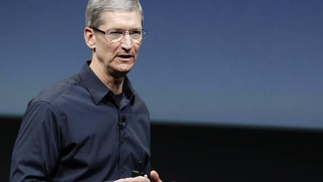 Tim Cook pflegt einen neuen Stil bei Apple (Archiv)