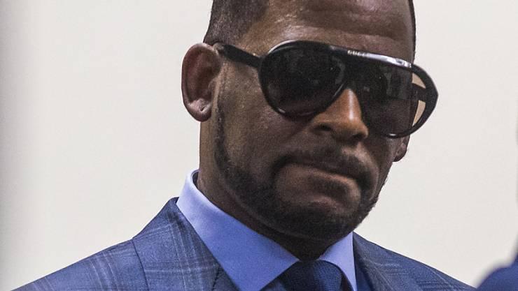 Neues mutmassliches Missbrauchsvideo aufgetaucht: R&B-Sänger R. Kelly. (Archivbild)