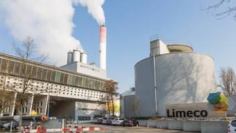 Die Limeco-Kehrichtverwertungsanlage in Dietikon: Gestritten wird, wie gross der Neubau maximal sein darf.