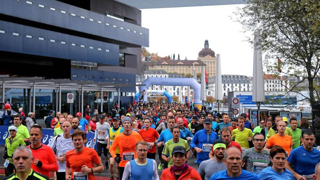 Swiss City Marathon Lucerne 2017