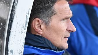 Dariusz Skrzypczak, Trainer FC Solothurn