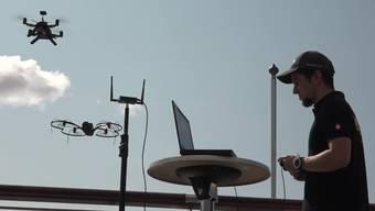 U-space: wie der Flugraum für Drohnen geregelt werden kann.