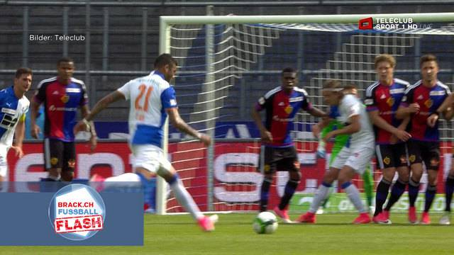 GC - Basel / Thun - YB / FCZ - FCS