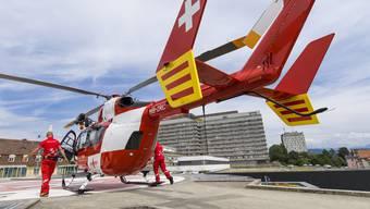 Kopie von Rega und Alpine Air Ambulance