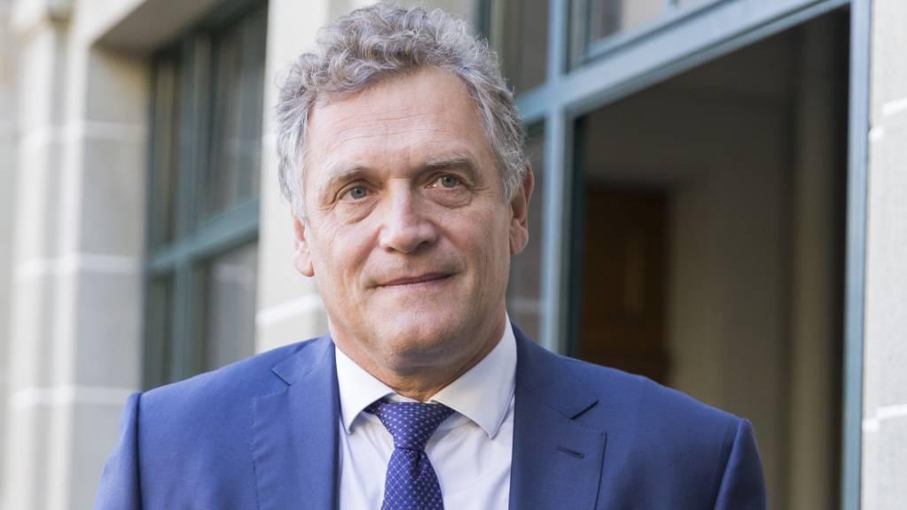 Der ehemalige Fifa-Generalsekretär Jérôme Valcke ist Hauptangeklagter im Fifa-Prozess vor dem Bundesstrafgericht.