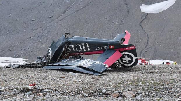 Piloten der abgestürzten Ju-Air-Maschine sind zu tief geflogen