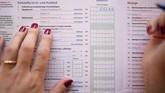 Die Gemeinde Hüniken erhöht den Steuerfuss von 110 auf 120 Prozent. (Symbolbild)