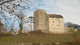 Saisonbeginn auf Schloss Habsburg: Das Schlossrestaurant öffnet seine Türen unter neuer Führung .Walter Schwager