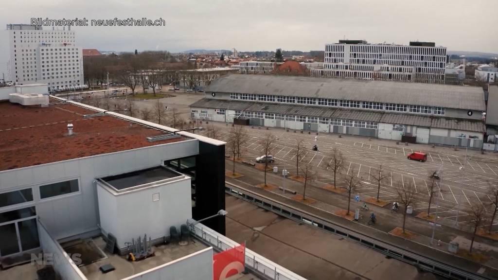Städtische Abstimmungen: «JA» zur neuen Festhalle