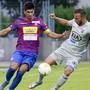 FCA-Captain Elsad Zverotic konnte gegen Chiasso seinen zweiten Saisontreffer verbuchen.