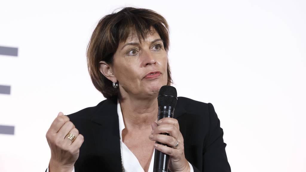Stadler holt Alt-Bundesrätin Doris Leuthard in den Verwaltungsrat