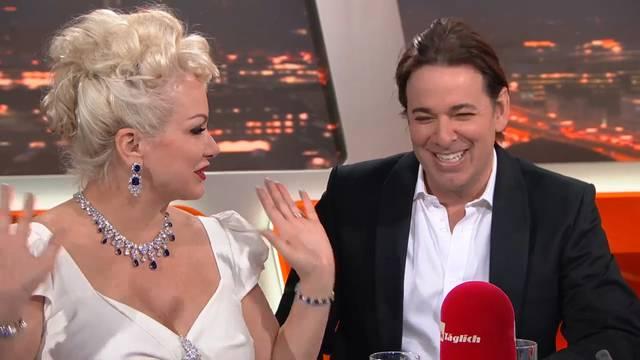 Patrick Schöpf: «Ich bin nicht derjenige, der sie heiratet» – Shawne Fielding: «Ich habe Zeit»